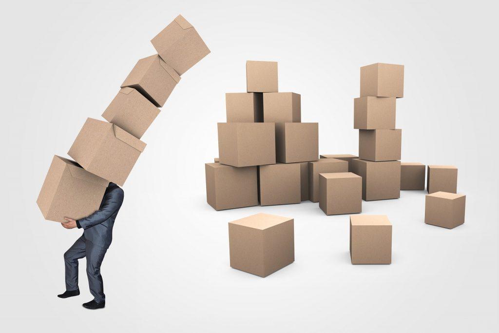 Comment déménager de gros objets avec facilité